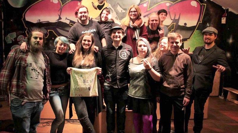 21. Baunataler Poetry Slam als Highlander