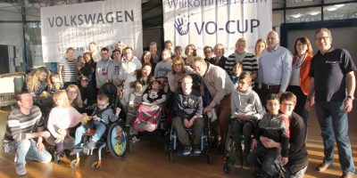 Vo-Cup, Baunatal, Inklusion, VW Kassel, OTC