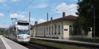 Bahnhof Guntershausen, Baunatal, Barrierefreiheit, Inklusion