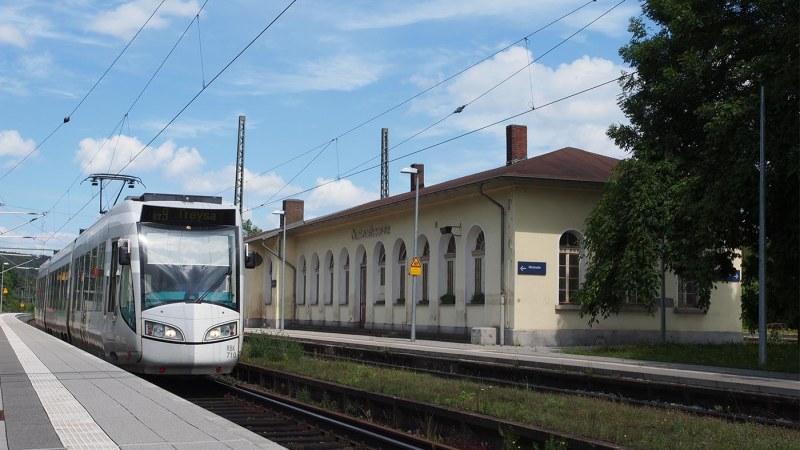 Deutsche Bahn startet Umbauarbeiten am Bahnhof Guntershausen