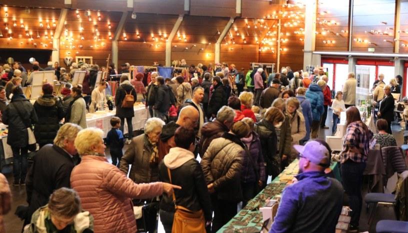 Kreativmarkt, Handgemacht!, Baunatal, Made in Bauantal, Stadtmarketing, Stadthalle