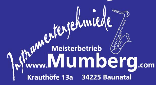 Instrumentenschmiede Mumberg, Baunatal, BaunatalBlog