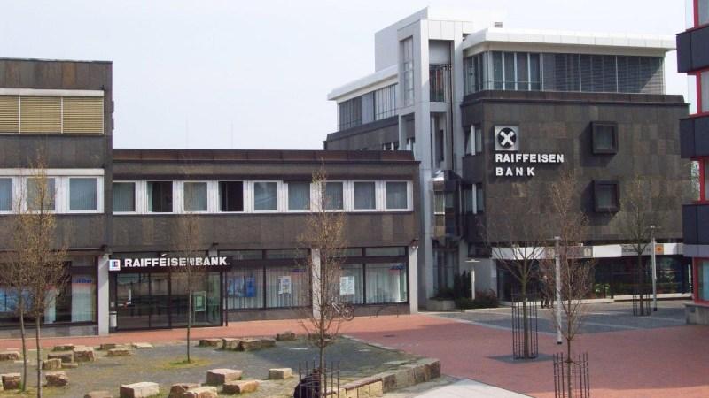Raiffeisenbank eG schließt vorübergehend die KompetenzCenter