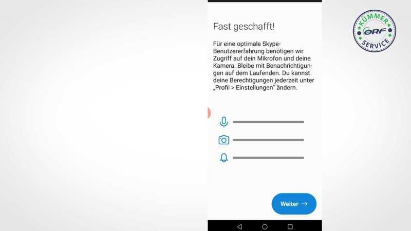 Teil 5 Erklärvideos und Ende… Skype für die Videotelefonie nutzen