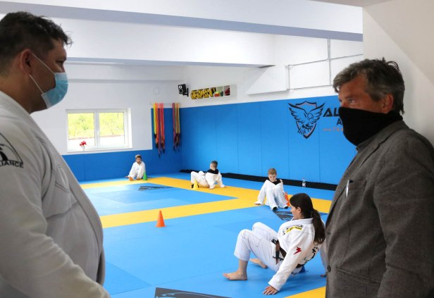 restartbaunatal, Baunatal, Großenritte, Alliance Akademie, Kampfsport, Andreas Winkler, Dirk Wuschko