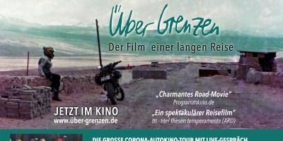 interaktives Filmgespräch, Über Grenzen, Autokino, Baunatal, Landkreis Kassel, Nordhessen