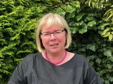 , Video Bürgermeisterin Silke Engler , 9.5.2020