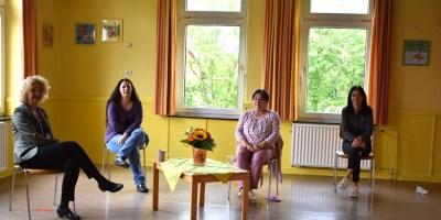 Frauencafé Baunatal, Rmebrandstraße, Frauen, AWO