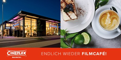 Baunatal, Cineplex, Filmcafé, BaunatalBlog