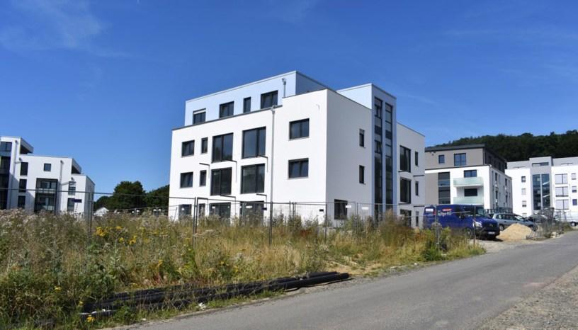 Akazienallee, Baunsberg, Baunatal, Wohnungsbau, Baunatal.Blog