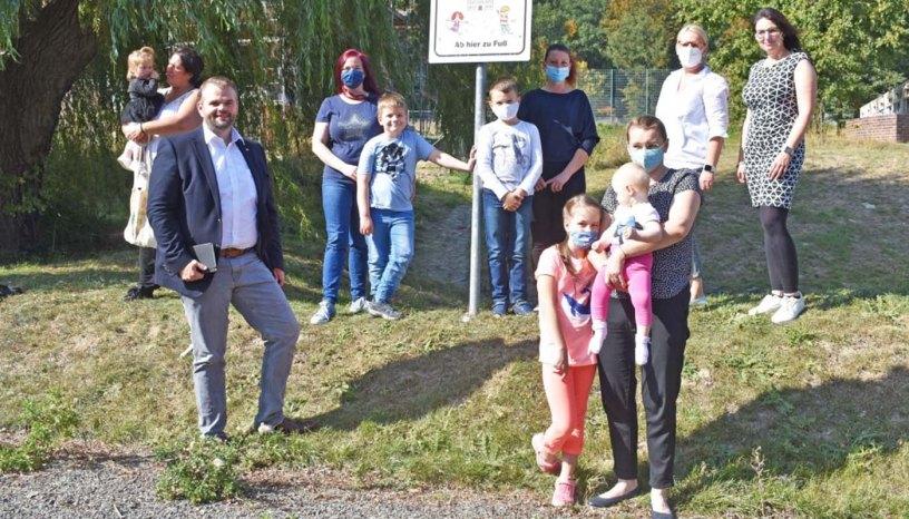 Elternhaltestelle, Bildung, Baunatal, Friedric-Ebert-Schule