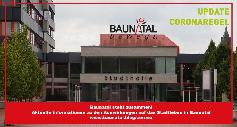 Baunatal, Corona, Update, Stadtmarketing, Baunatal Blog