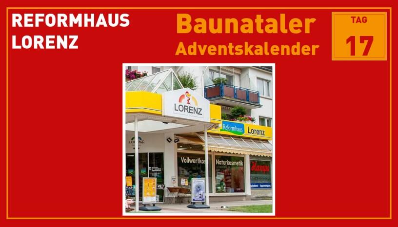 Lorenz, Baunatal, Baunataler Adventskalender, Landkreis Kassel, Stadtmarketing, Wirtschaft