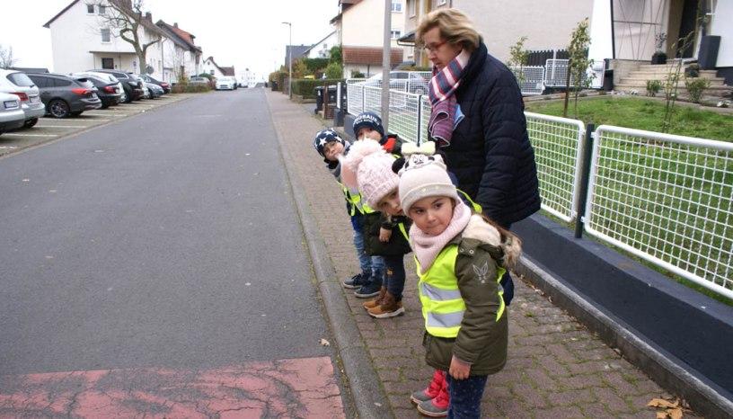 Baunatal, Kindergartenkinder, Kita Birkenallee