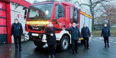 Baunatal. Freiwillige Feuerwehr, Hertingshausen, LF10 KatS