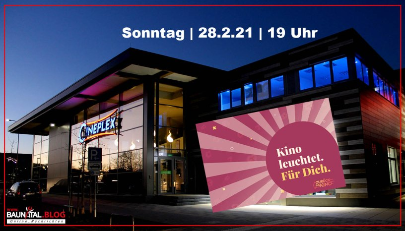 Kino Leuchte für Dich, Baunatal, Cineplex