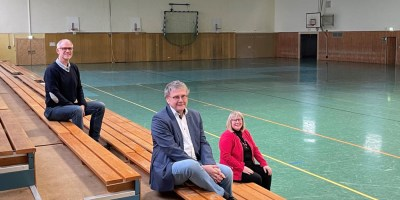 Baunatal, Sporthalle, Erich-Käster-Schule, Sanierung, Landkreis