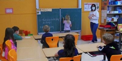 Baunatal, Spielmobil Augustine, Loreta Lieber, Schule