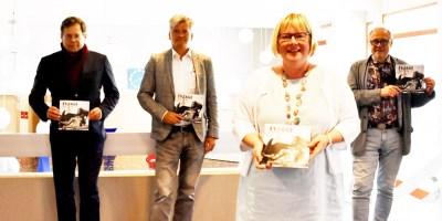 Modellkommune, hessen, Broschüre, Paavo Blåfield, Dirk Wuschko, Bürgermeisterin Silke Engler, Rainer Sander, Baunatal