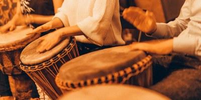 Baunatal, AWO, Frauen, Trommeln
