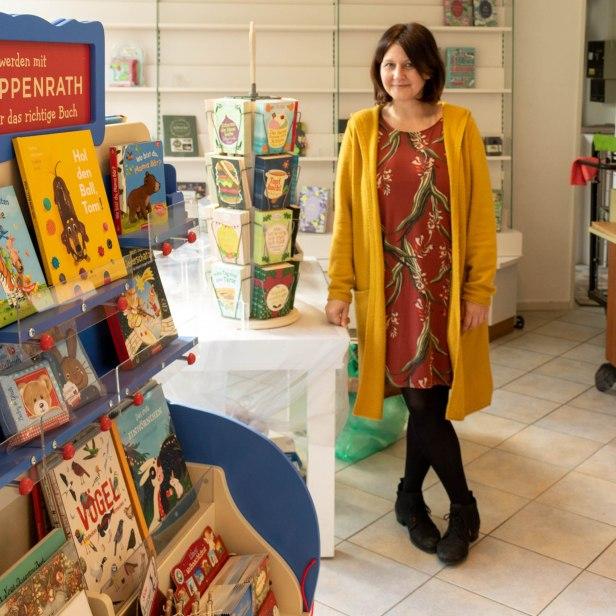 Buchhandlung Nilsson, Jessica Peterson, Baunatal, Marktplatz Baunatal, City Baunatal