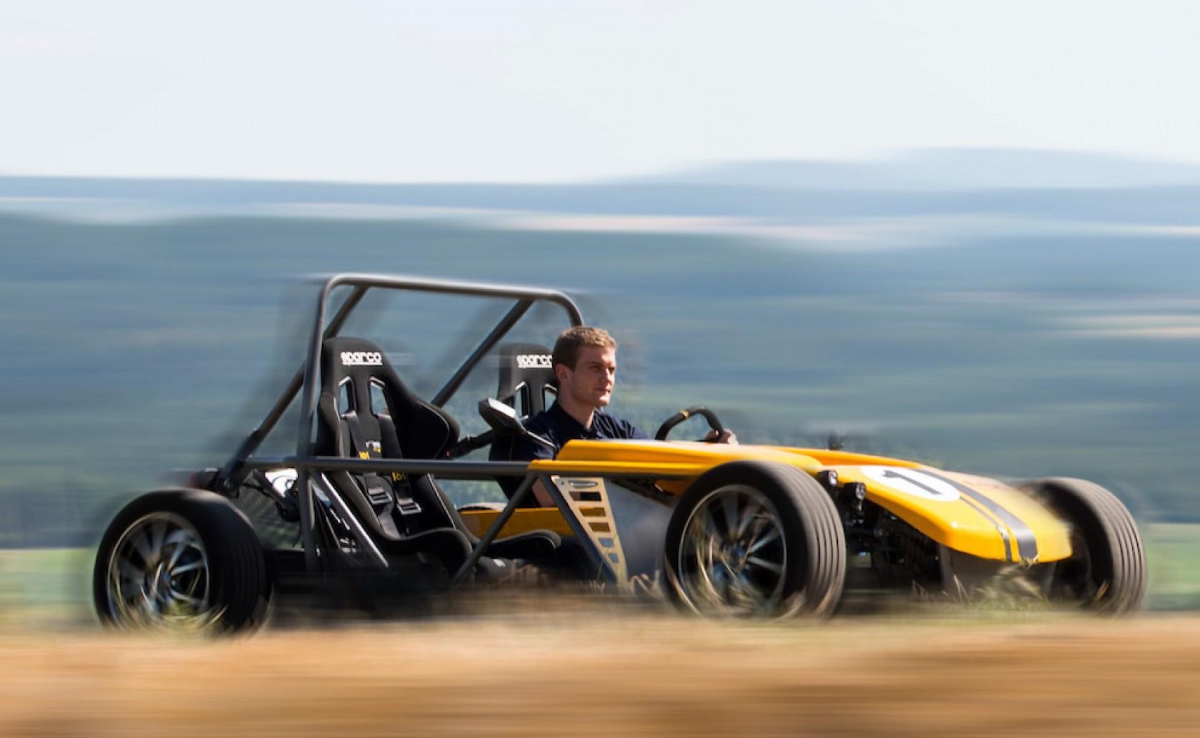 endlich!!! ein elektroauto als bausatz - bauplan-elektroauto