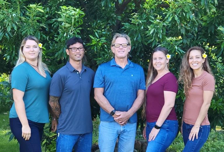Baur Pacific Builders Team