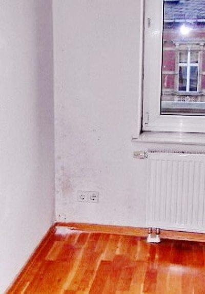 Haus , Wohnung mit Schimmel im Preis gesenkt