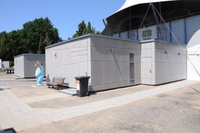 Fassadenplatten ökologisch Cetris Bausal GmbH