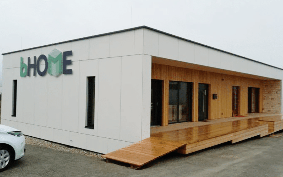 Facades – Modular construction systems with CETRIS boards