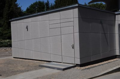 zementgebundene Spanplatte Cetris Angebote Fassade
