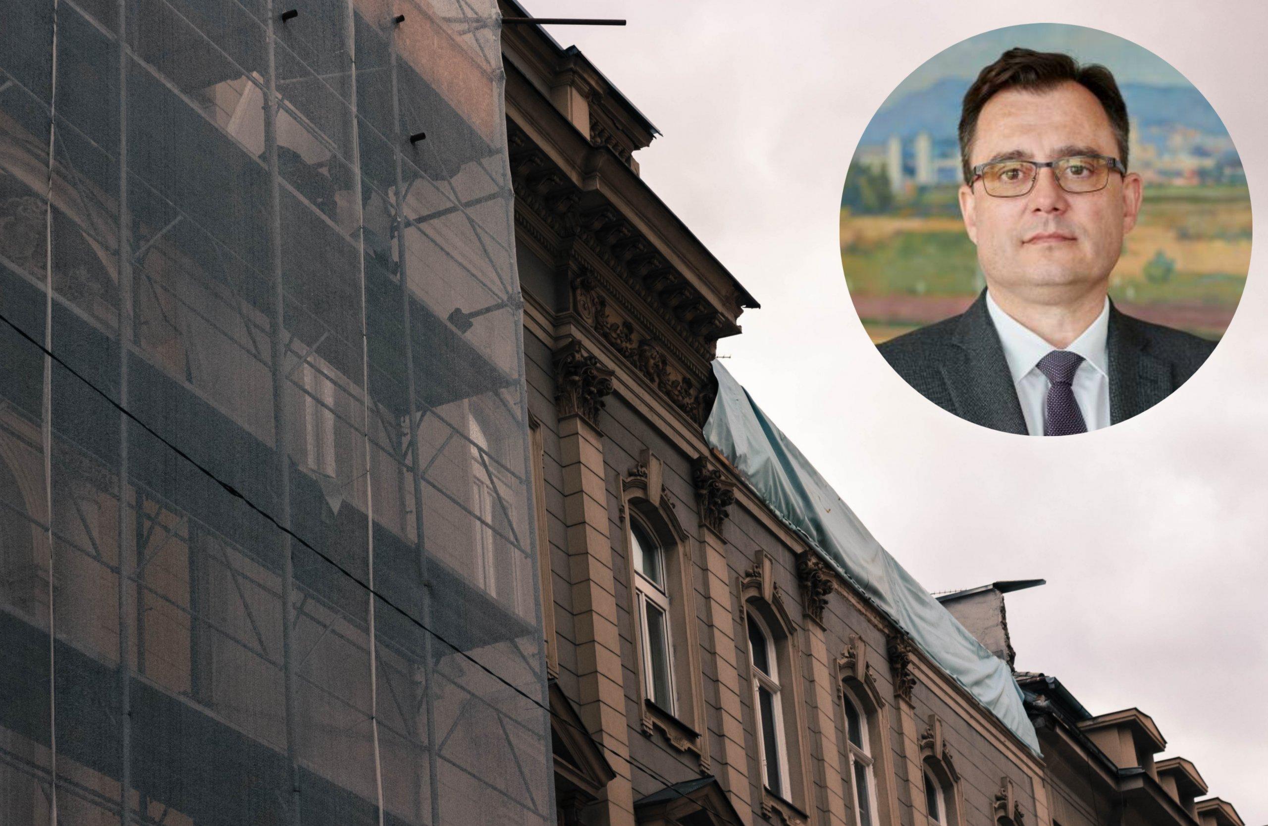 VANĐELIĆ O PROBLEMIMA: U istoj smo zgradi s Ministarstvom, a komuniciramo poštom
