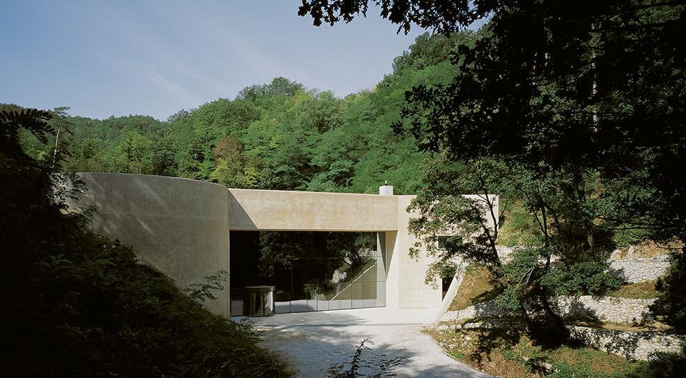 Znate li gdje se nalazi hrvatski muzej uronjen u okolni pejzaž?
