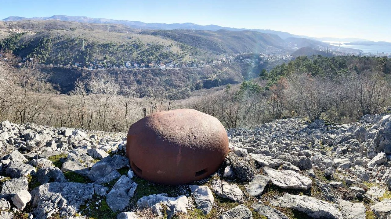 Zapušteni talijanski bunkeri ponovno se stavljaju u funkciju: Revitalizacija zapuštene baštine jadranskog krajolika