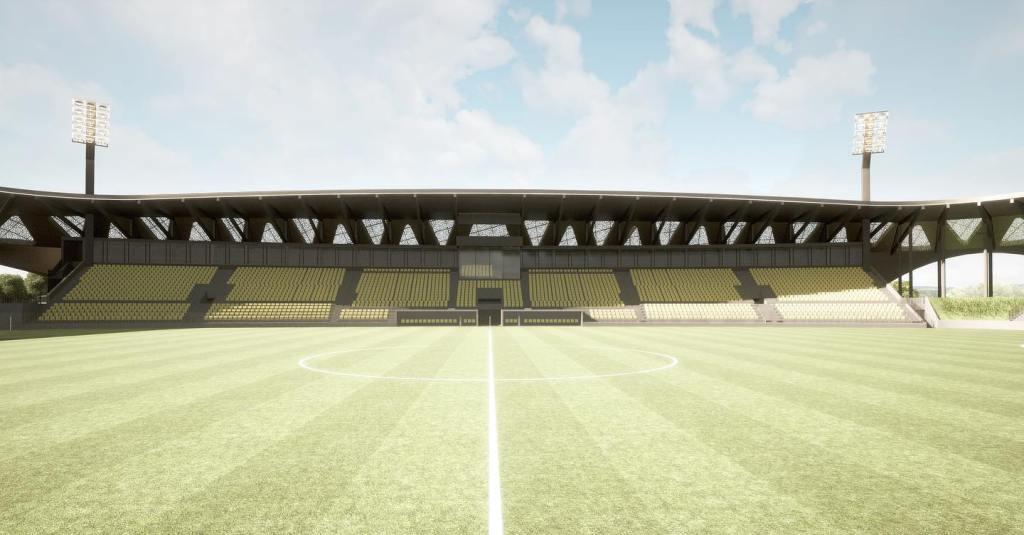 nogometni stadion