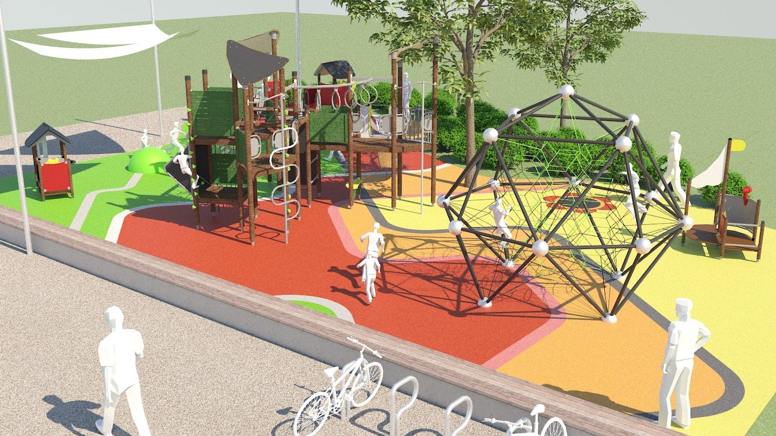 Uskoro započinje uređenje dječjeg igrališta u Sisku: U projekt se uključio i jedan lanac trgovina velikom donacijom