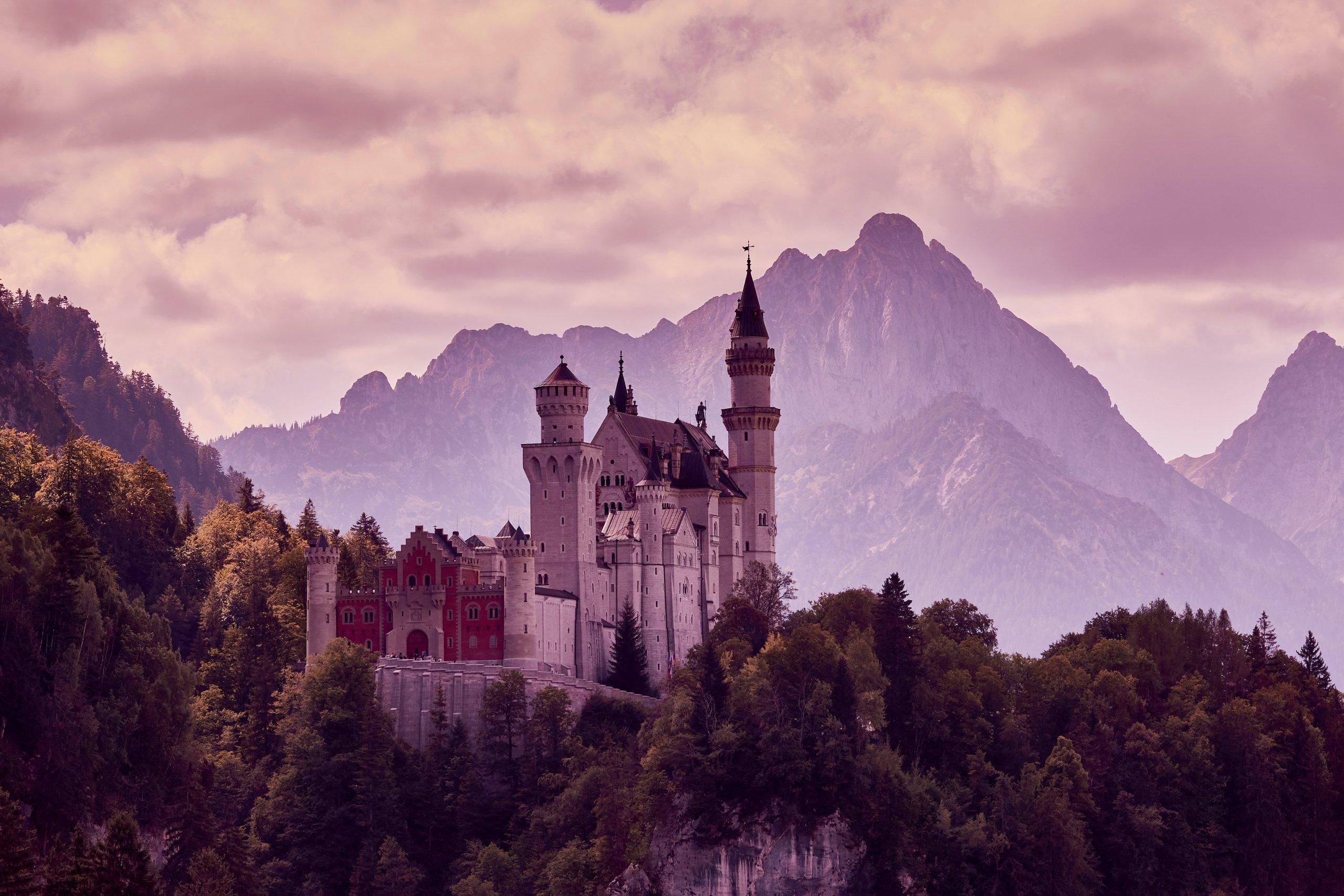 Njemački dvorac koji je inspirirao čak i Walta Disneya