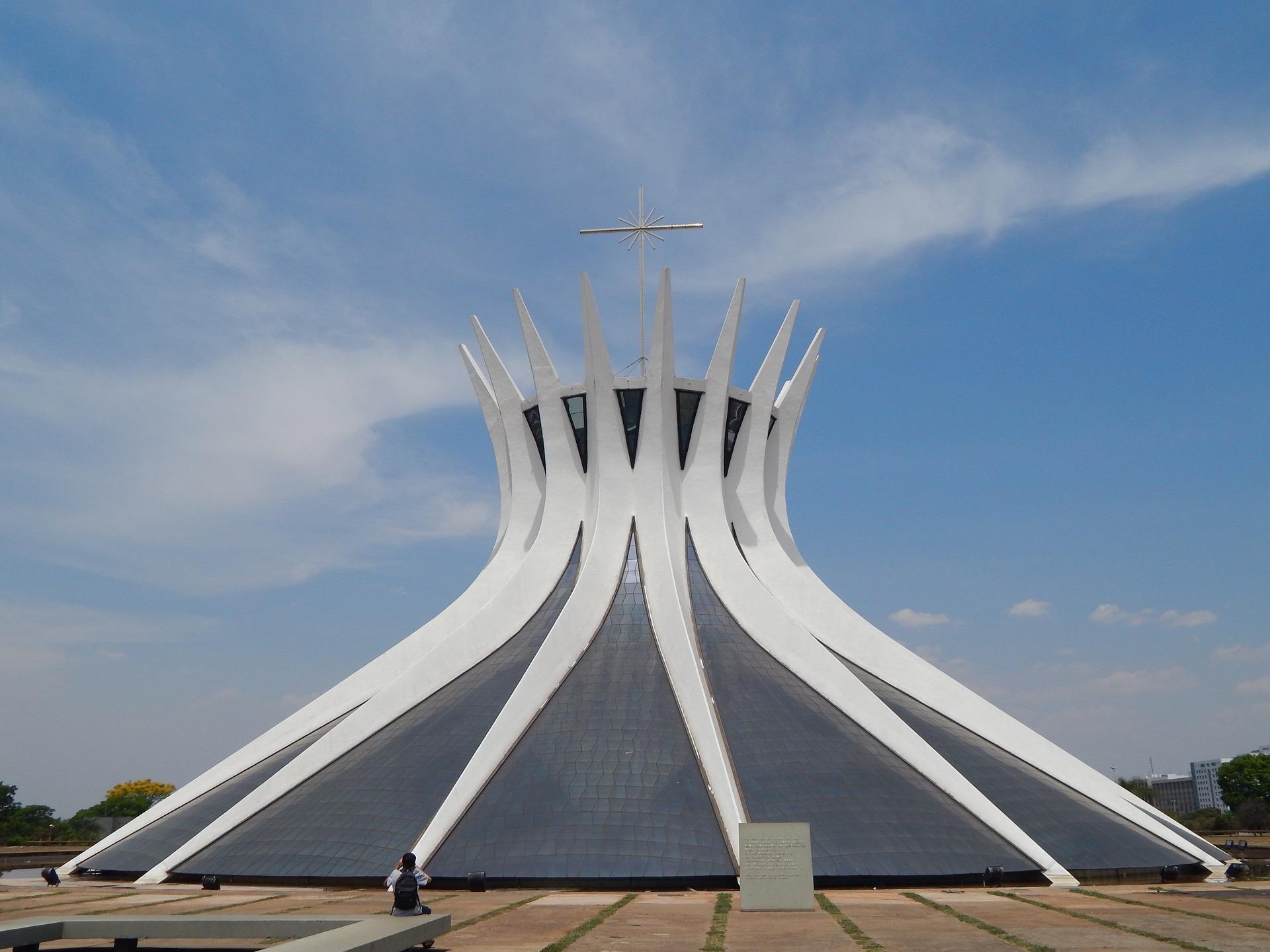 Postoji li neobičnija katedrala od one u Brazilu?