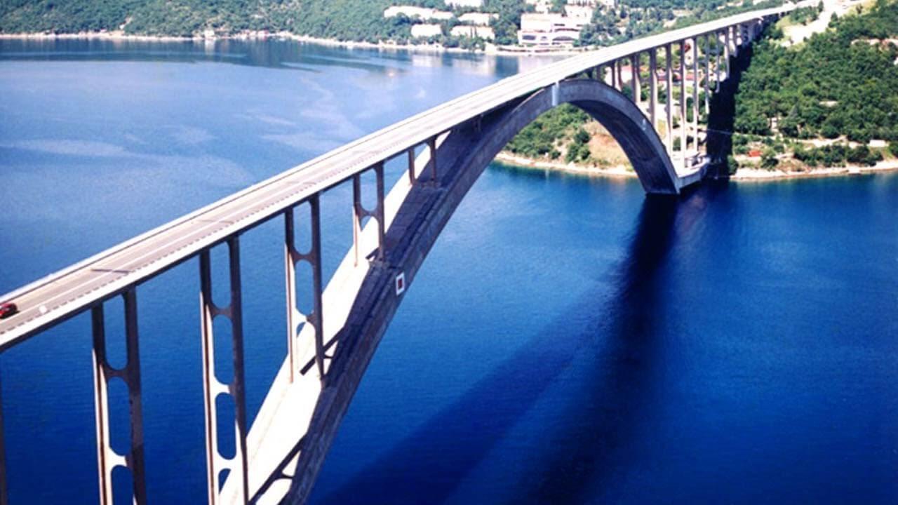 Nova ograda na Krčkom mostu: Putnici više neće moći uživati u pogledu na Kvarner