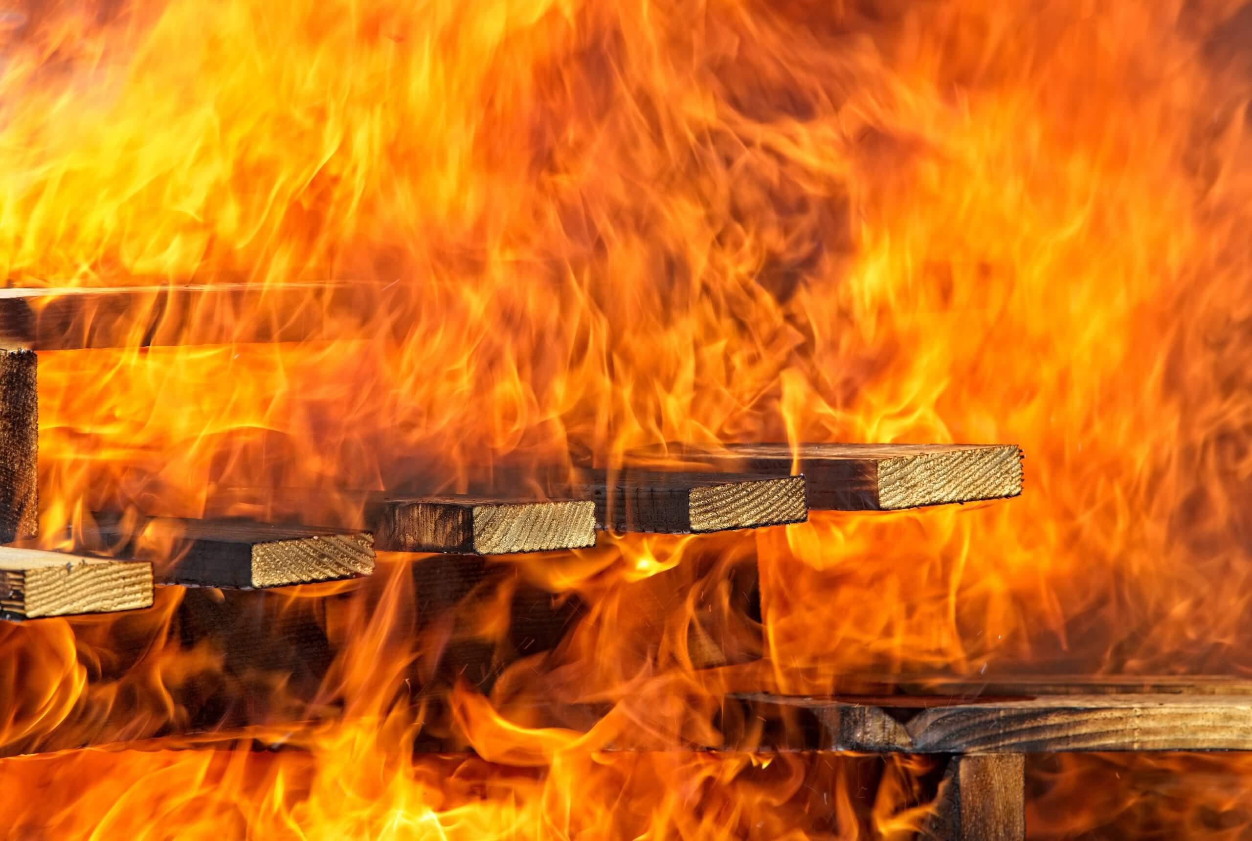 Požar na građevinskom objektu: Mladić napravio kobnu grešku