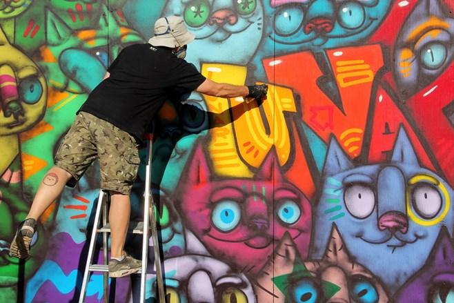Krenula potraga za pročeljem na kojem će nastati mural 'Malih zmajeva': Evo kako prijaviti svoju zgradu