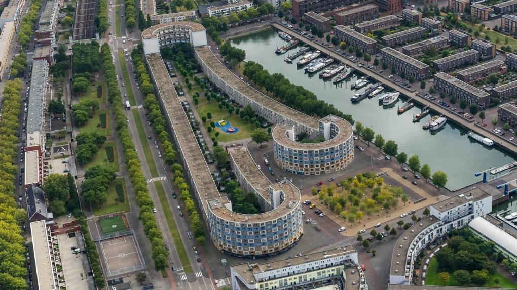 Najveća europska luka dom je i najvećeg zelenog krova: Evo kako nastaje klimatski otporan grad
