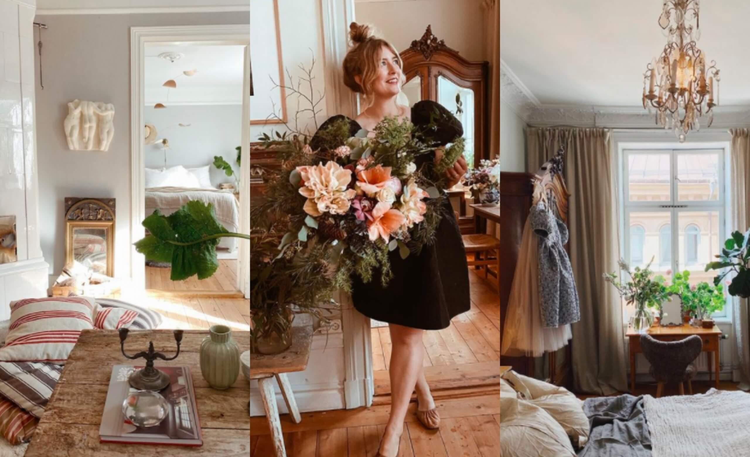 Zavirite u dom švedske influencerice čiji dizajn interijera nadahnjuje više od sto tisuća ljudi