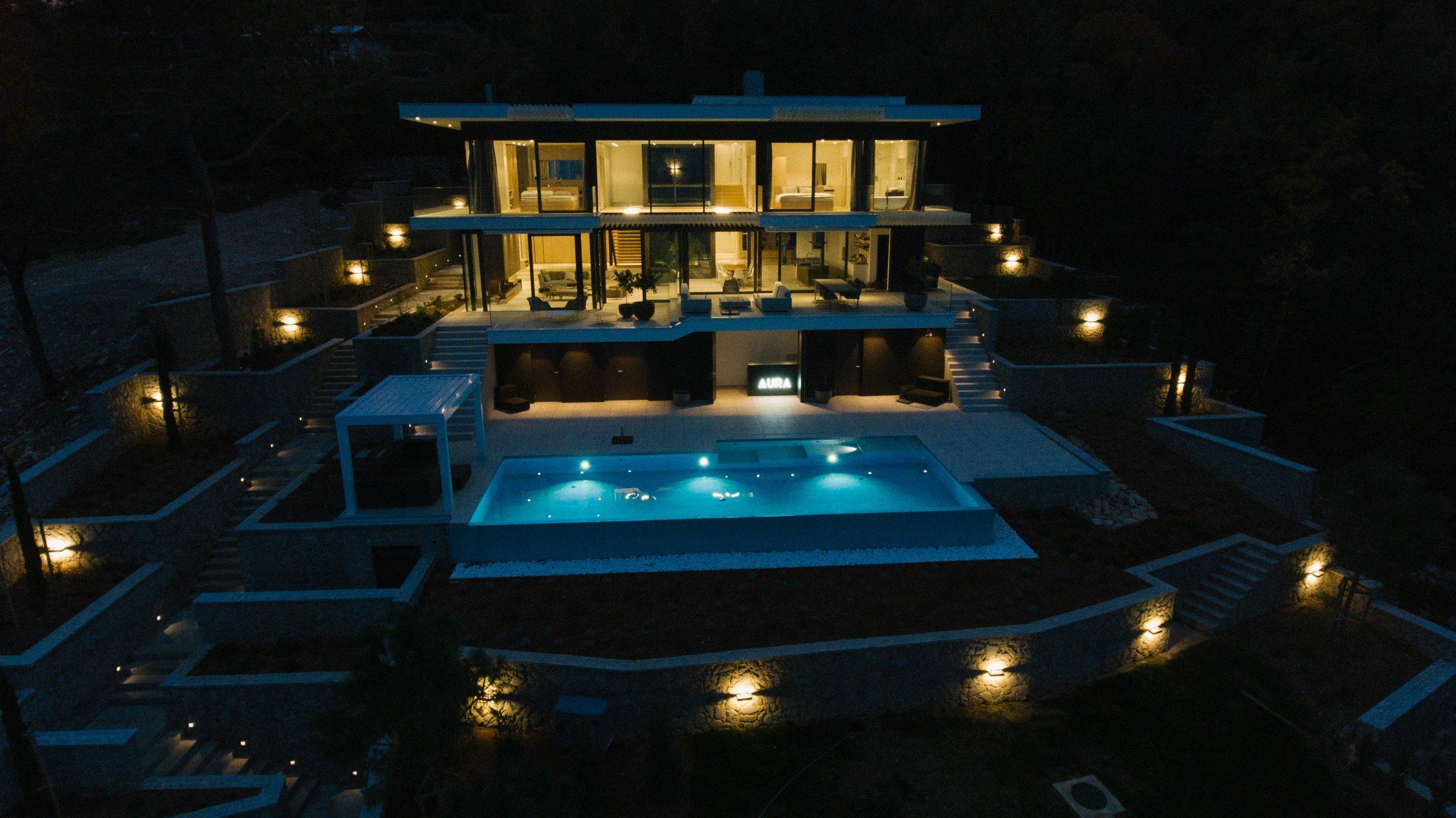 [VIDEO] Od lokacije do načina gradnje i materijala: Zakoračite u svijet luksuznih vila