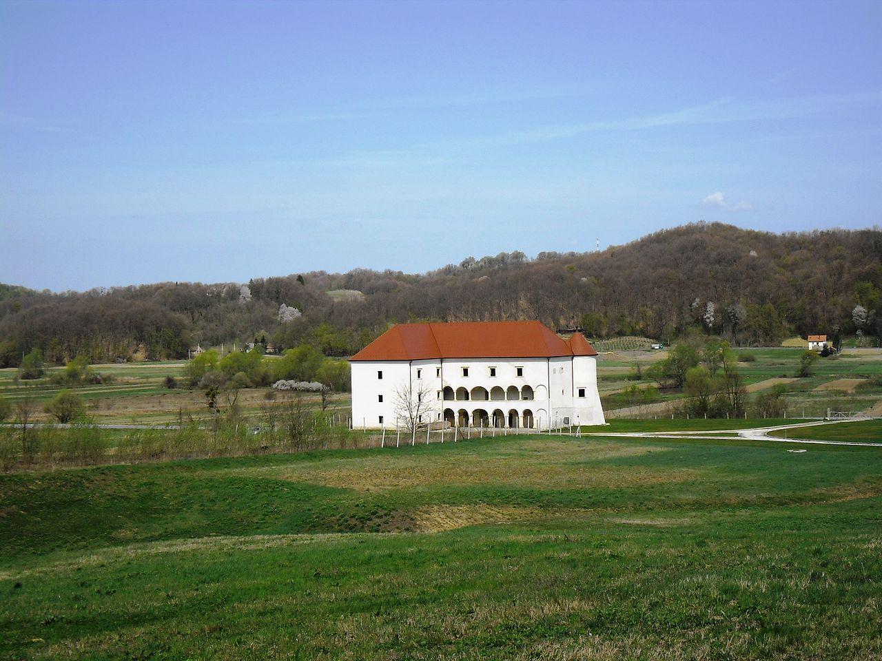 dvorac bela ii