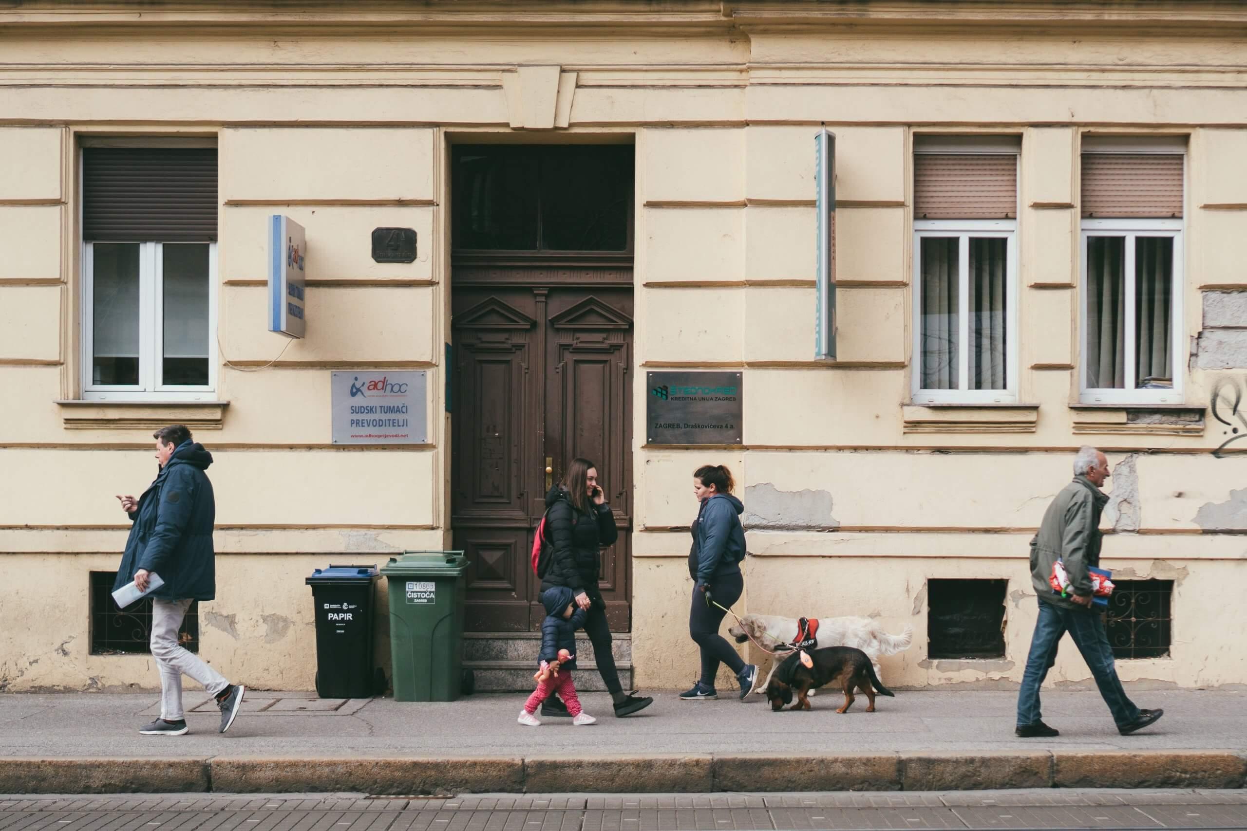 Prostorni plan Grada Zagreba – poziv za sudjelovanje u anketnom istraživanju