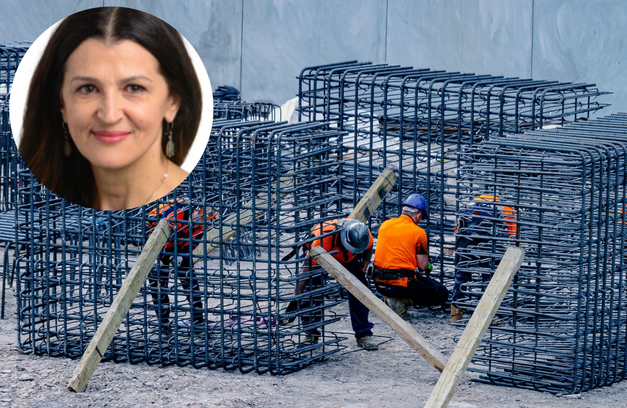 Broj izdanih građevinskih dozvola viši za devet posto, a europarlamentarka proziva Vladu zbog sporosti