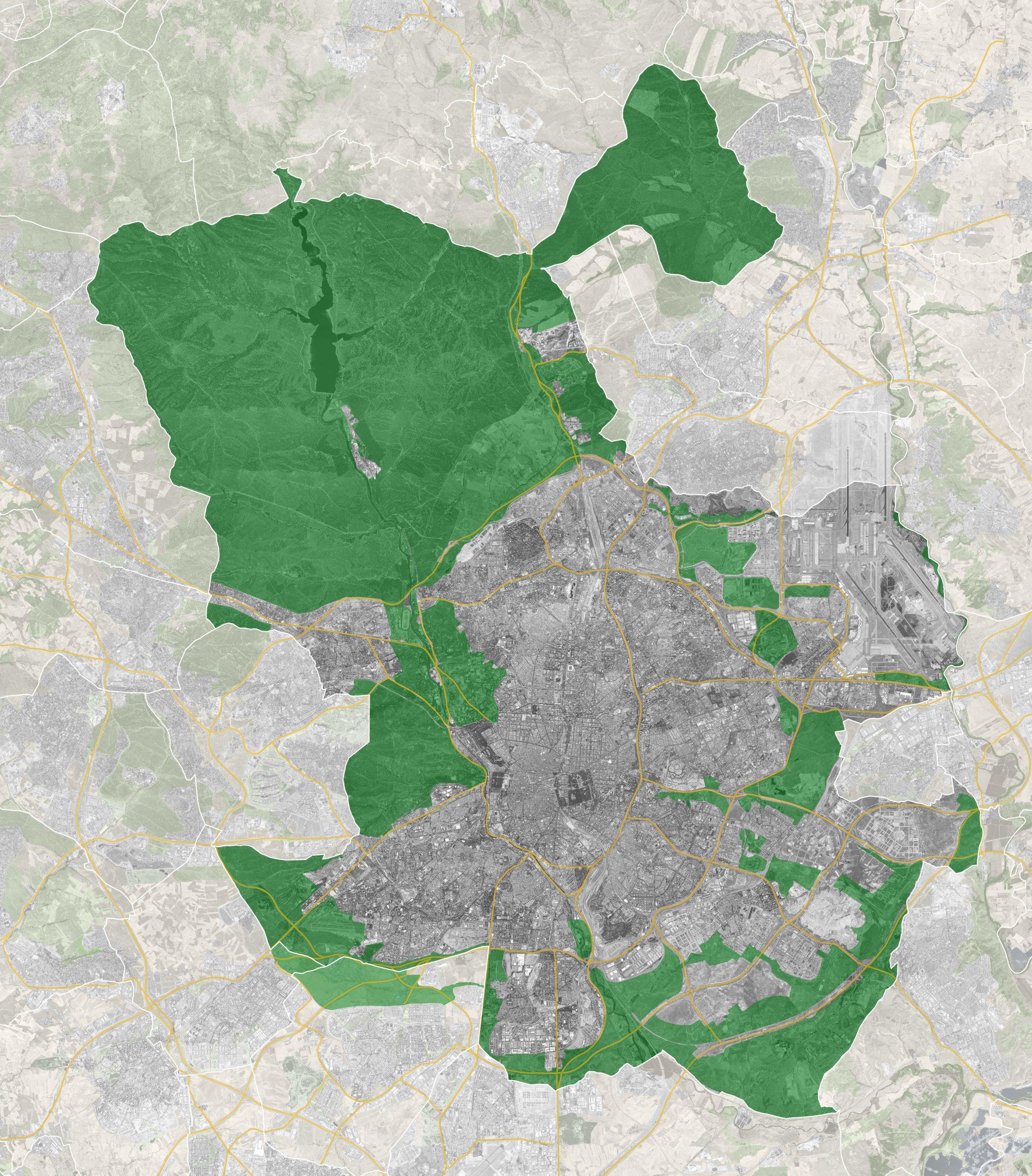 Madrid će dobiti nevjerojatnu urbanu šumu u borbi protiv onečišćenja i klimatskih promjena