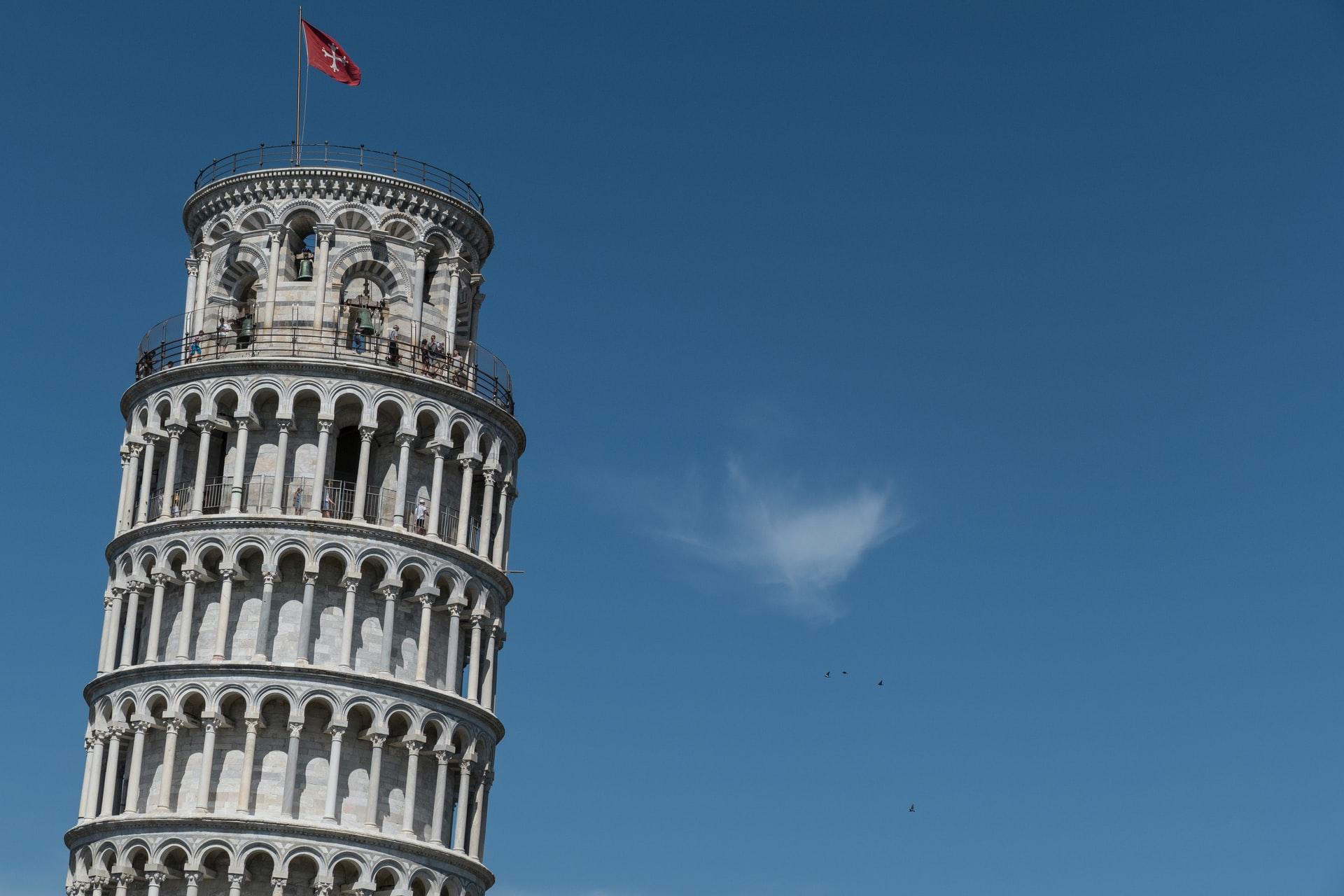 [FOTO] Znate li zašto je zapravo toranj u Pisi 'kosi'?