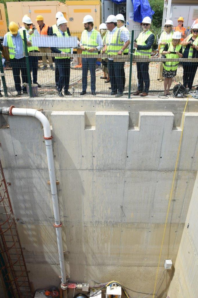 mikrotuneliranje ispod rijeke save